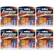 Pilha Alcalina AAA Palito Energizer Max - Leve 36 Pague 24