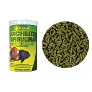 RAÇÃO CICHLID SPIRULINA LARGE STICKS 300gr TROPICAL