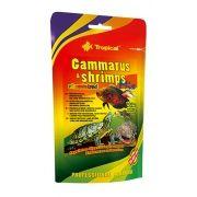 Ração Para Répteis Gammarus & Shrimp Mix Tropical (130g)
