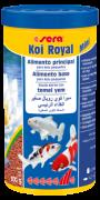 Ração Sera koi royal mini 300gr