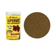 RAÇÃO SUPERVIT MINI GRANULAT 162gr TROPICAL