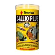 Ração Tropical D-allio Plus Flakes Tropical 100gr