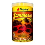 Ração Tropical Gammarus 30gr Alimento Natural