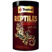 Ração Tropical Soft Line Reptiles Carnivore Mixer 260g