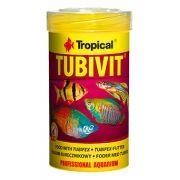 Ração Tropical Tubivit 20g Rico em Proteínas