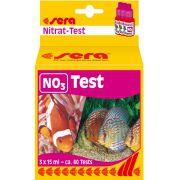 Sera Teste Nitrato No3 Para Aquario De Agua Doce Ou Salgada