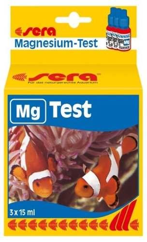 Sera Teste Magnesio Mg Para Aquario Marinho  - KZ Power