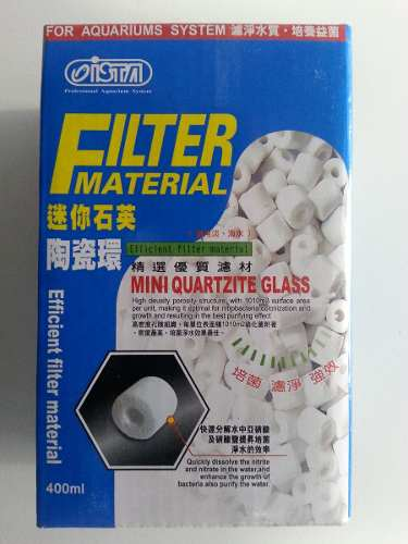 Ceramica Ista Quartz Glass Mini 400ml C/ Bolsa I-246  - KZ Power