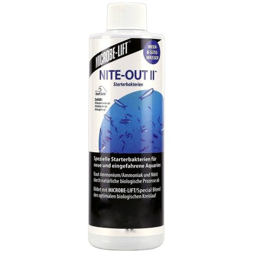 Nite-out Ii 473ml Elimina Nitrito Amonia Trata Até 3600 L  - KZ Power
