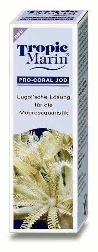 Tropic Marin Pro Coral Iodine 50ml - Solução 24304  - KZ Power