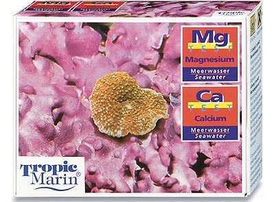 Tropic Marin Magnesium/ Calcium Teste Kit 28130  - KZ Power