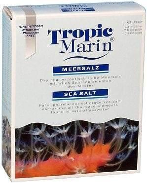Tropic Marin Seasalt 4kg / Faz 120l - Sal Marinho 10124  - KZ Power