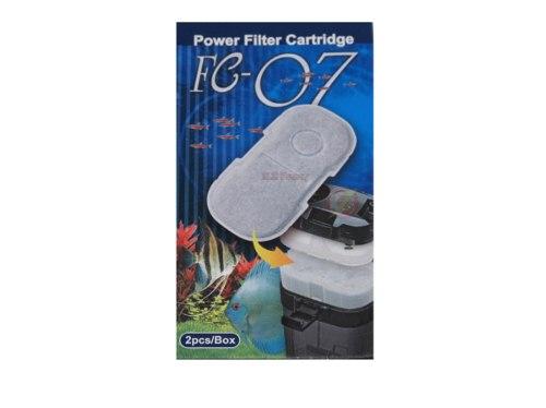 Refil Filtro Canister Para Aquarios Ista I151 Caixa 2 Unid.  - KZ Power