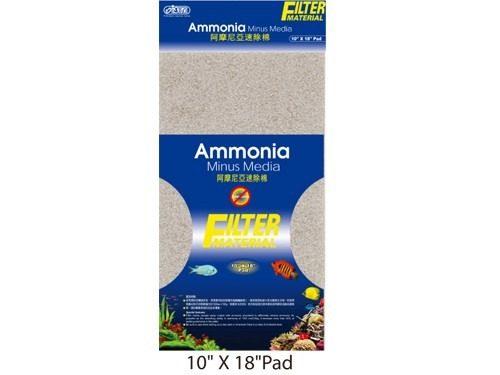 Placa Removedora Amonia Ista 45cmx25cmx1,5cm  I-276  - KZ Power