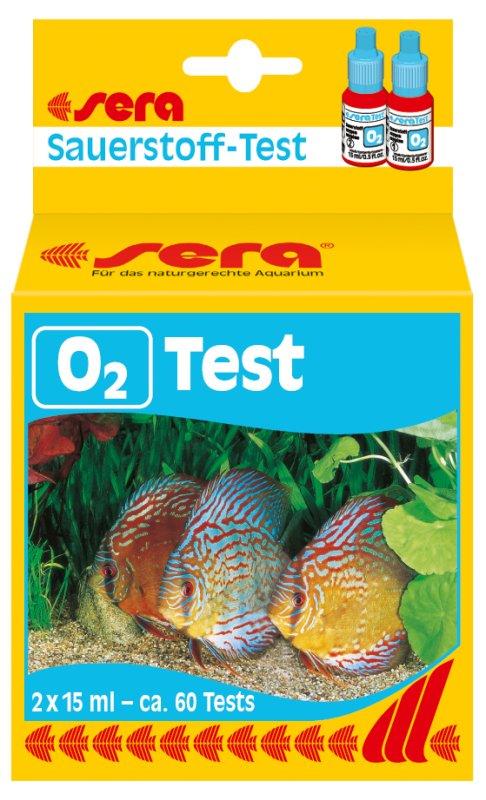 Sera teste de O2 (teste de oxigénio) 60 testes  - KZ Power