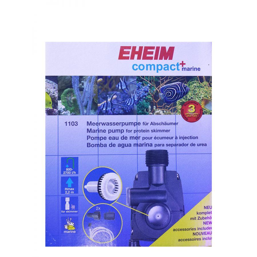 Bomba Submersa Eheim Compact Marine p/ skimmer (110v)  - KZ Power
