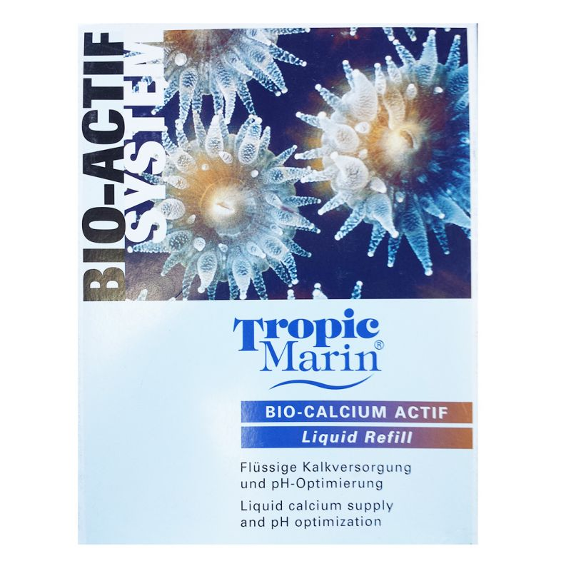 Tropic Marin Bio Calcium Actif Liquid Refil 3 x5L (845g) 26584  - KZ Power