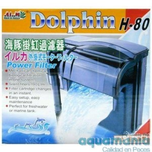 Filtro Externo Dolphin H80 190 L/h 220v.  - KZ Power
