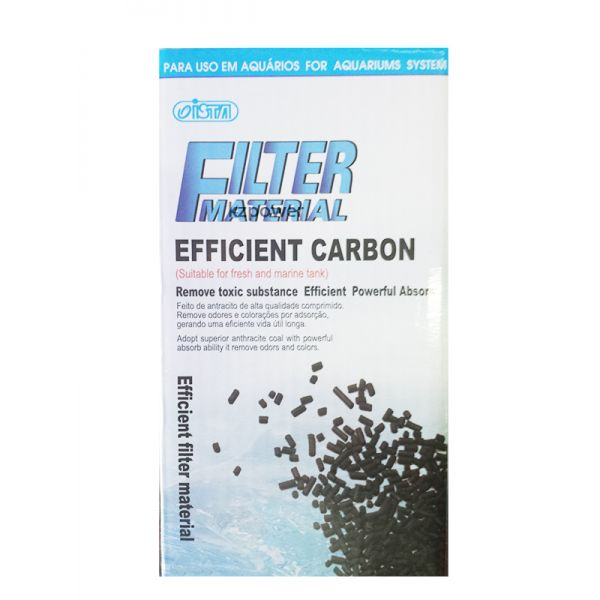 Carvão Ativado Ista 400gr p/ agua doce.  - KZ Power