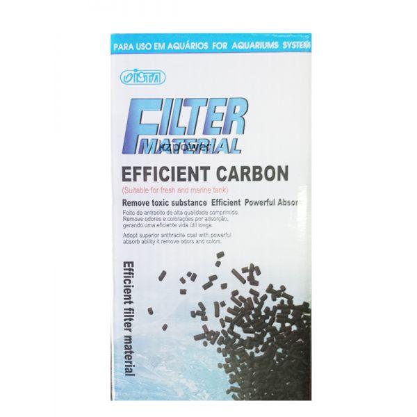 Carvão Ativado Ista 1,5 Kg p/ agua doce.  - KZ Power