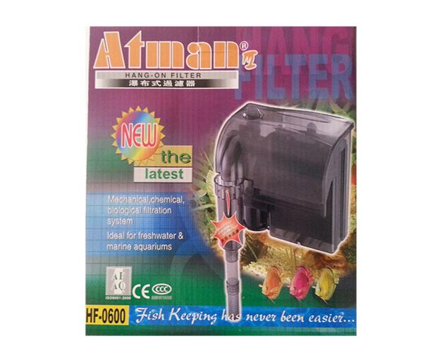 Filtro Externo Atman Hf600 Hf0600 Hf-600 Hf 600 220V.  - KZ Power