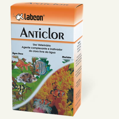 Labcon Anticlor 15ml neutraliza o cloro da agua  - KZ Power