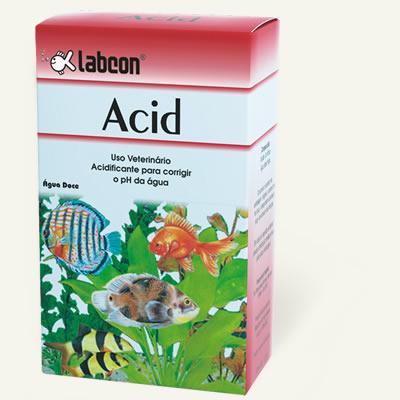 Labcon Acid 15ml Reduz o ph da água  - KZ Power