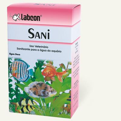 Labcon Sani 15ml Auxilia a eliminar o mau odor da água  - KZ Power