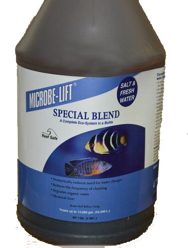 Special Blend Microbe-lift Galão 3,7 L Acelerador Biologico  - KZ Power