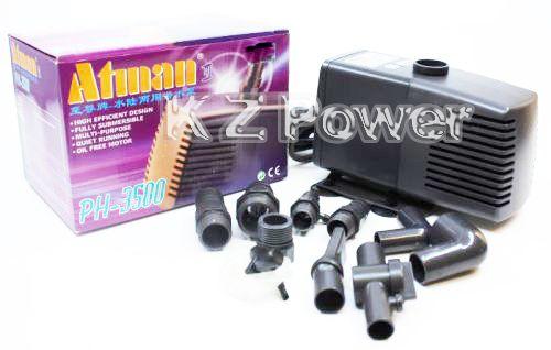 Atman Ph3500 Ph3500 Ph 3500 Bomba Submersa 220v.  - KZ Power