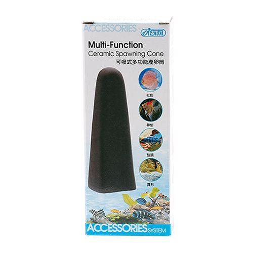 Cone de criação de cerâmica multifunções aquários peixes ista i-915  - KZ Power