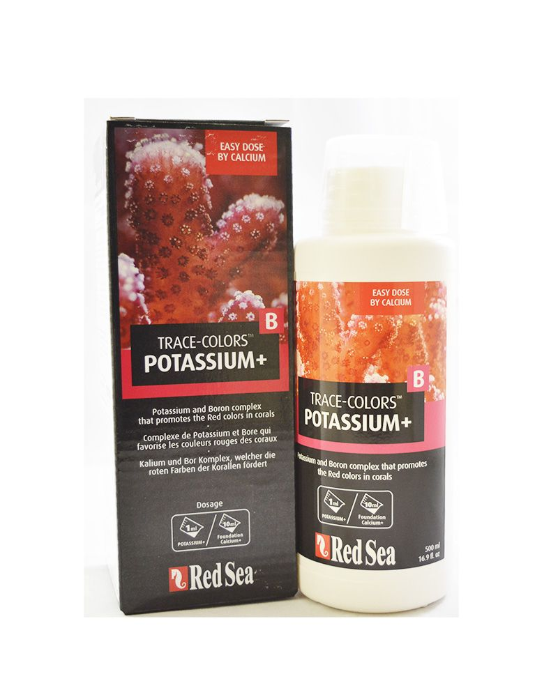 Coral Colors B 500ml Red Sea RCP (  Potassio )  - KZ Power