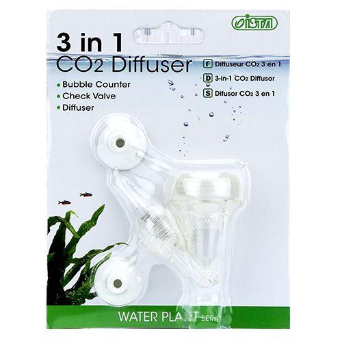 Difusor ista 3 em 1 difusor de CO2 Compact V S I-549  - KZ Power
