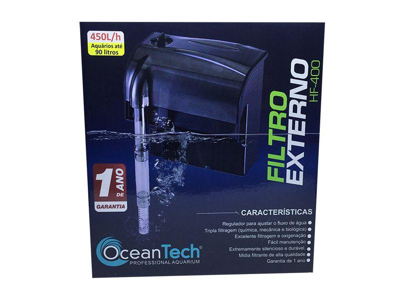 Filtro Externo OceanTech Hf400 Hf-400 220v.  - KZ Power