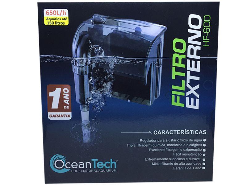 Filtro Externo OceanTech Hf600  Hf-600 110V.127v.  - KZ Power