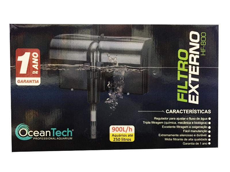 Filtro Externo OceanTech Hf800 Hf-800 110V.127v.  - KZ Power