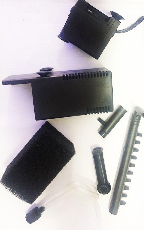 Filtro Interno Sunsun Com Flauta  Jp-033f 600l/h Vazão 127v  - KZ Power