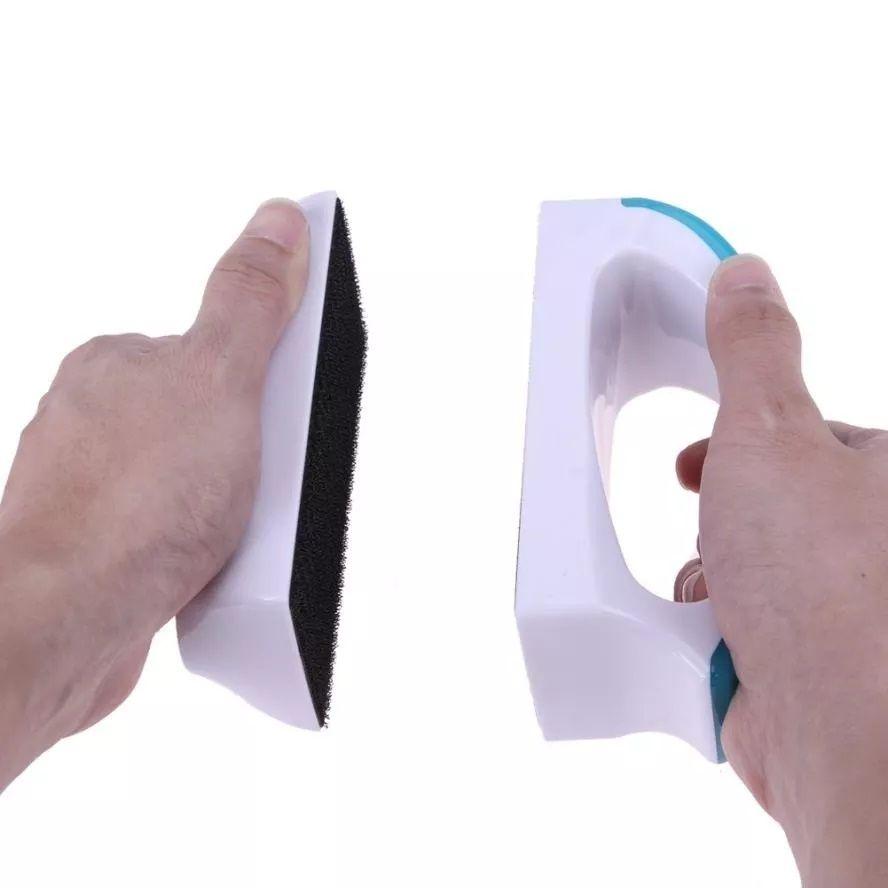 Limpador Magnetico Shanda Ima Vidros  até 10mm SC-M  - KZ Power