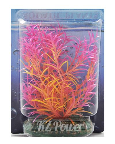 Planta Artificial P/ Aquarios 13cm Mydor 13071  - KZ Power