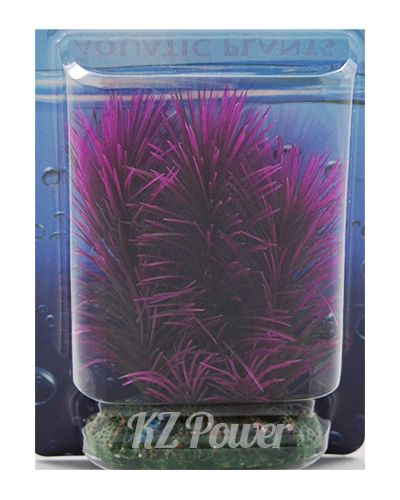Planta Artificial P/ Aquarios 13cm Mydor 13099  - KZ Power