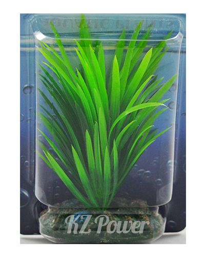 Planta Artificial P/ Aquarios 13cm Mydor 1316  - KZ Power