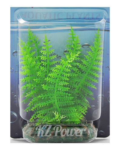 Planta Artificial P/ Aquarios 13cm Mydor 1326  - KZ Power