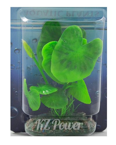 Planta Artificial P/ Aquarios 13cm Mydor 1339  - KZ Power