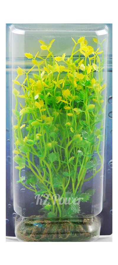 Planta Artificial P/ Aquarios 20cm Mydor 20031  - KZ Power
