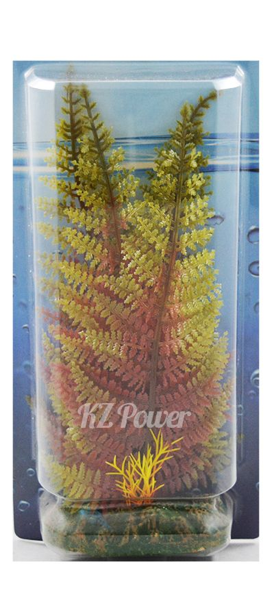 Planta Artificial P/ Aquarios 20cm Mydor 2037 - KZ Power