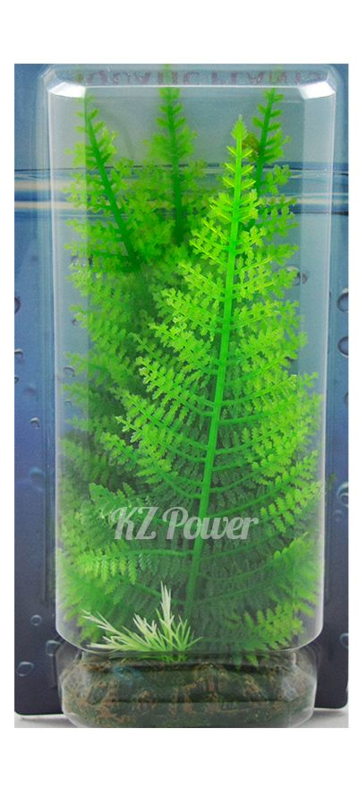 Planta Artificial P/ Aquarios 20cm Mydor 2050  - KZ Power