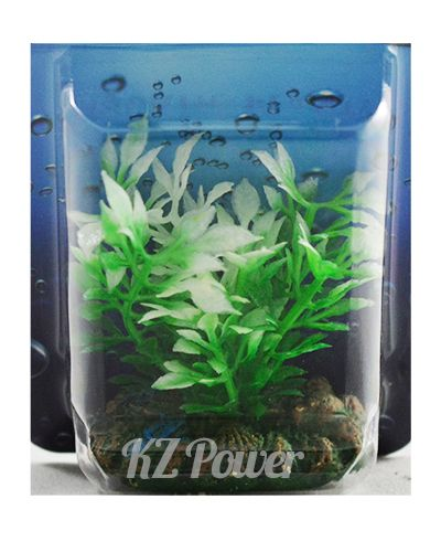 Planta Artificial P/ Aquarios 4cm Mydor 0437  - KZ Power