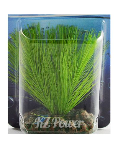 Planta Artificial P/ Aquarios 4cm Mydor 0712  - KZ Power