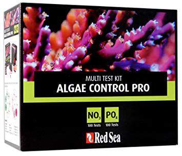 Red Sea Algae Control Pro Test Kit - No3/po4  - KZ Power