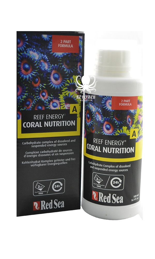 Suplemento Red Sea Reef Energy A Coral Nutrition 500 Ml  - KZ Power